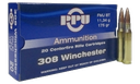 [A366] PPU .308WIN 175gr FMJ BT