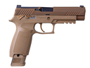 [SSAGPM17] Sig Sauer M17 CO2 Air Pistol - Coyote Tan