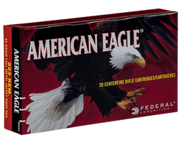 [FED-AE223] Federal .223REM 55gr American Eagle FMJ BT